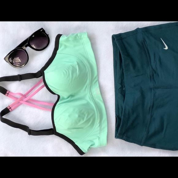 Victoria's Secret Other - Victoria's Secret VSX Sports Bra Teal/Pink